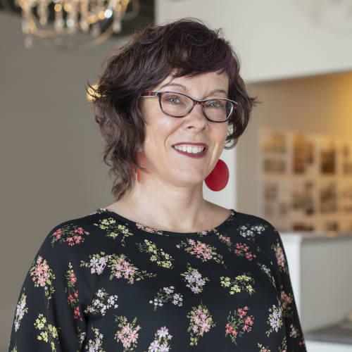 Michelle Asche, Designer / Sales